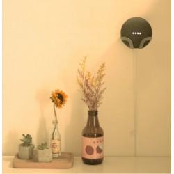 Soporte google home mini pared