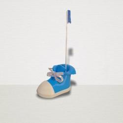 Portafoto forma zapatilla
