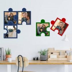 Marco fotos puzzle