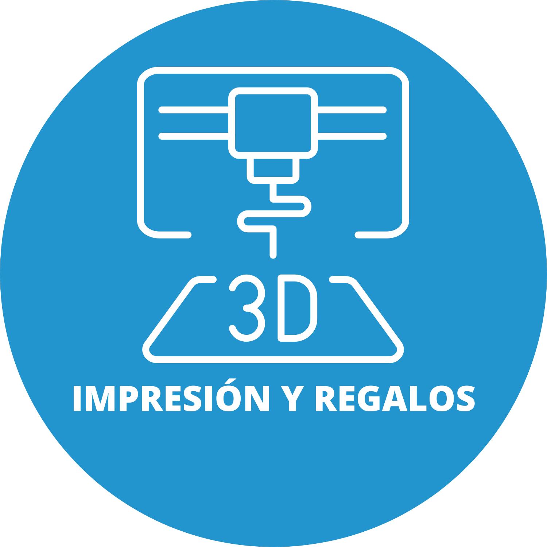 IMPRESION y REGALOS 3D